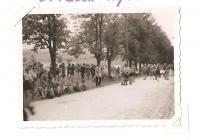 Sraz Jiráskovy východočeské oblasti - Josefov 1946