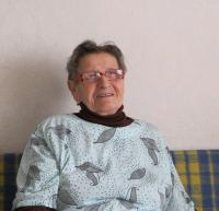 Svatava Kubíková (Marková)-Zákřov, únor 2011 (2)