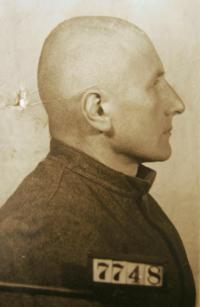 P. Machač během věznění