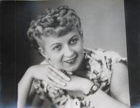 Dana Vargová (Malinková)-1947