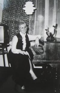 Dana Vargová, Šumperk -1972