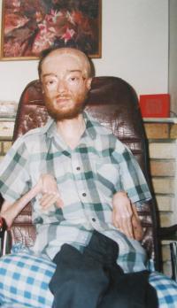 Julius Varga v květnu roku 1995