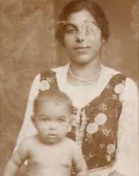 Emilie Machálková se svou matkou