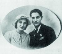 Svatební fotografie strýce Stanislava