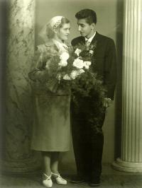 Svatební fotografie strýce