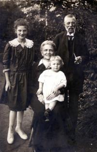 Rodina Friedových