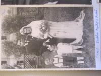 Svatební fotografie bratra Josefa