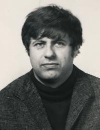 Ivan Klíma, Londýn, 1968