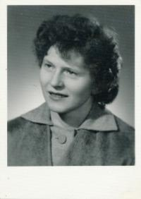 23 - the witness in 1954