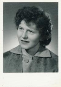 x23 - Pamětnice v r.1954