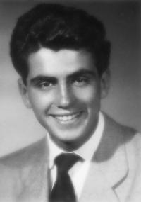 Jiří Stránský v roce 1949