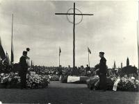 1st Lidice Commemoration Ceremony