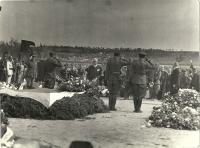 1st Lidice Commemoration Ceremony (photo no. 3)
