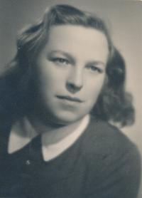 Maturitní fotografie, 1946