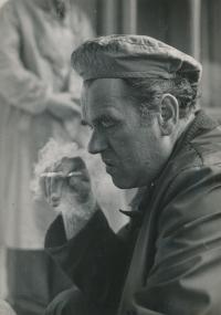 Páter Jiří Holub, 1970