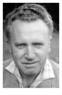 Vladimír Brouček - dobový portrét