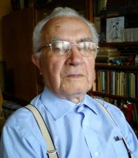 Vladimír Brouček - současný portrét (2011)