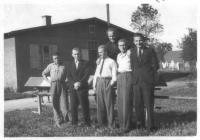 Pracovní tábor na letišti v Erdingu (1943 - 1945)