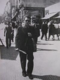 Cestou z koncertu, 1947