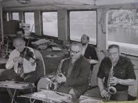 S kapelou na parníku, asi 1978