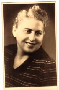 Maminka. 50. léta