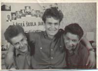 Svoboda in army