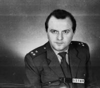 Major StB Vratislav Herold v 60. letech