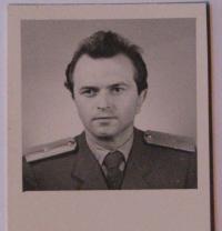 Vratislav Herold - foto z osobního svazku StB