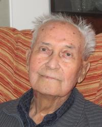 Jan Velík v roce 2015