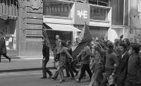 Macháček fotil v roce 1968, Post Bellum digitalizovalo jeho sbírku cca 400 fotografií