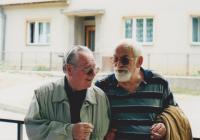S Ludvíkem Kunderou