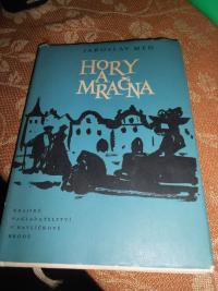 Kniha Jaroslava Meda Hory a mračna