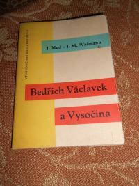 Kniha Bedřich Václavek a Vysočina