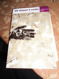 Kniha Od skepse k naději od Jaroslava Meda