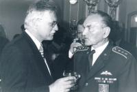 Klemeš a Václav Klaus - devadesátá léta