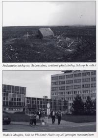Dobové fotografie z knihy o Vladimíru Hučínovi III