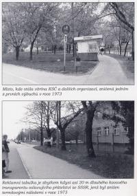 Dobové fotografie z knihy o Vladimíru Hučínovi V
