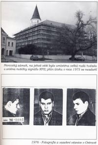 Dobové fotografie z knihy o Vladimíru Hučínovi VI