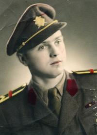 Portrét Aloise Kubiše