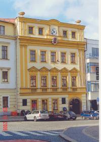 Sídlo gestapa v Třebíči