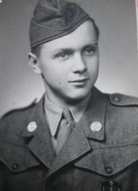 Alois Kubiš ve svazu branosti v roce 1948