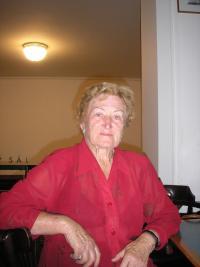 Krymská Češka Ludmila Kubik během návštěvy Prahy v srpnu 2011