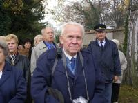 Na slánských hřbitovech 28. října 2010