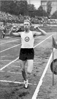 Začátek Haluzových běžeckých úspěchů