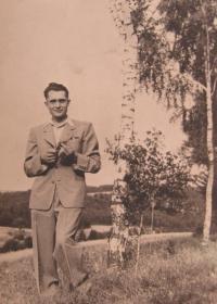 Jan Jančí -foceno u Veselíčka