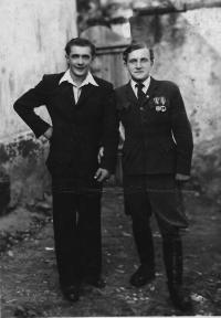Jan Křivka po válce