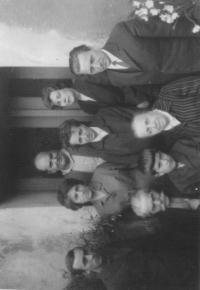 rodina Křivkova