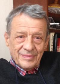 Petr Uhl v roce 2018