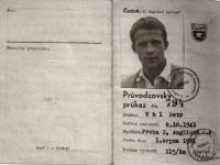 Průvodcovský průkaz, 1961