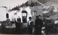 Vypálený dům v Javoříčku